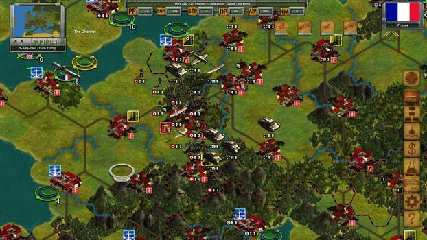 Strategic War in Europe on PC screenshot #1