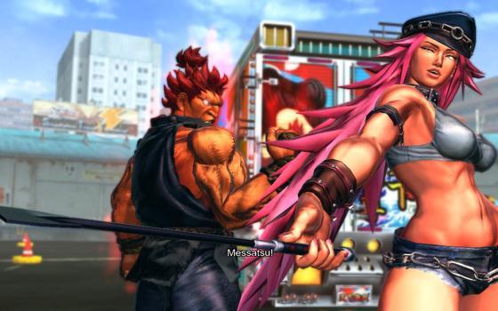 Street Fighter X Tekken on PC screenshot #7