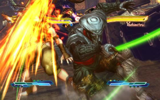 Street Fighter X Tekken on PC screenshot #5