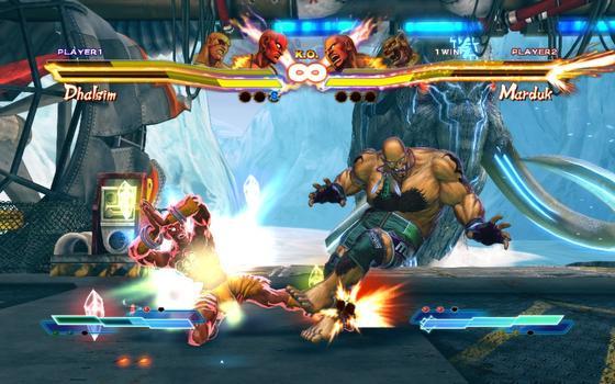 Street Fighter X Tekken on PC screenshot #4
