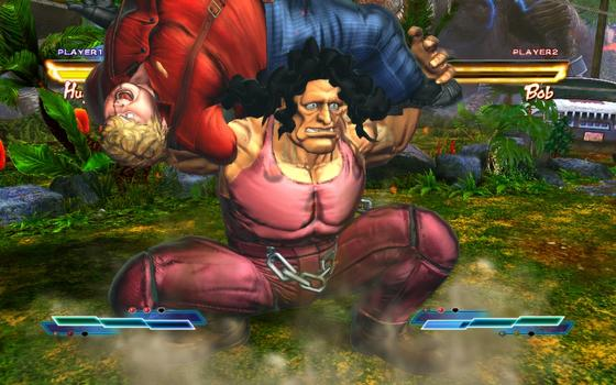 Street Fighter X Tekken on PC screenshot #3