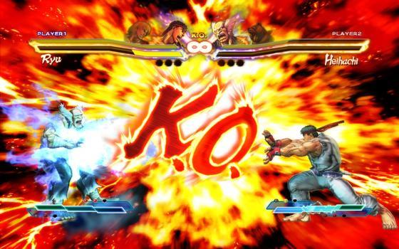 Street Fighter X Tekken on PC screenshot #1