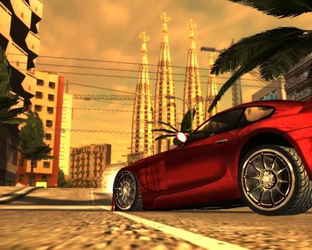 Street Racer Europe on PC screenshot #1