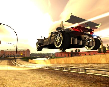 Street Racer Europe on PC screenshot #2
