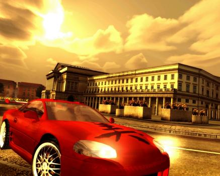 Street Racer Europe on PC screenshot #3