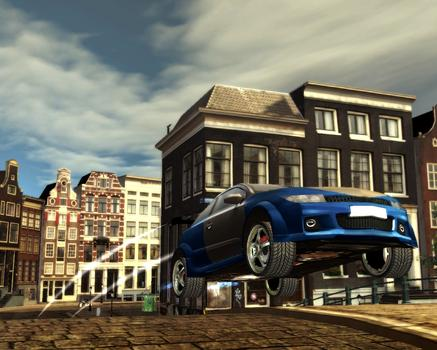 Street Racer Europe on PC screenshot #4