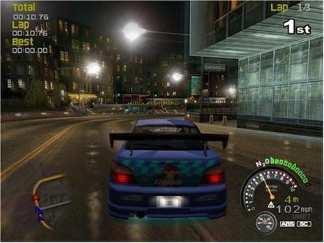 Street Racing Syndicate on PC screenshot #5