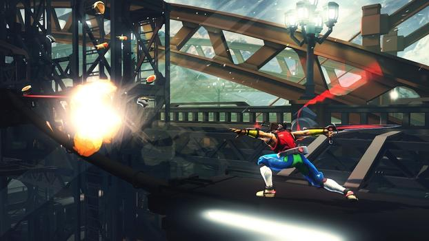 Strider on PC screenshot #5