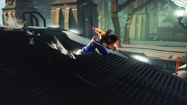 Strider on PC screenshot #1