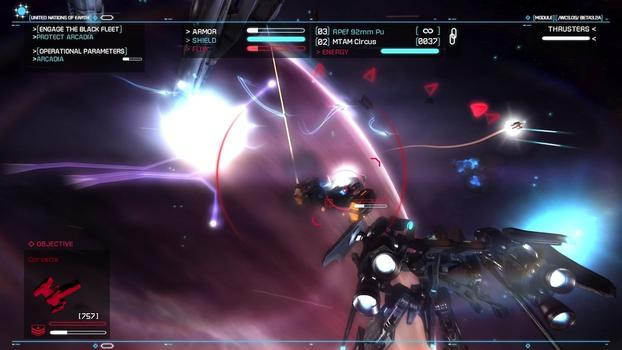 Strike Suit Zero on PC screenshot #5