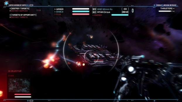Strike Suit Zero on PC screenshot #4
