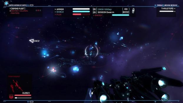 Strike Suit Zero on PC screenshot #3