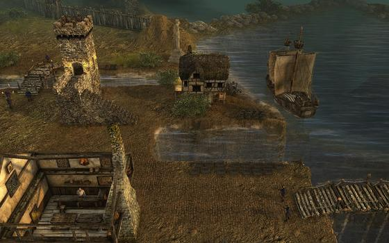 Stronghold 3 Gold on PC screenshot #11