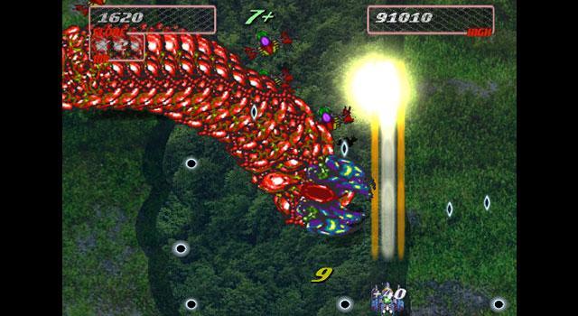 Super Killer Hornets: Resurrection on PC screenshot #5
