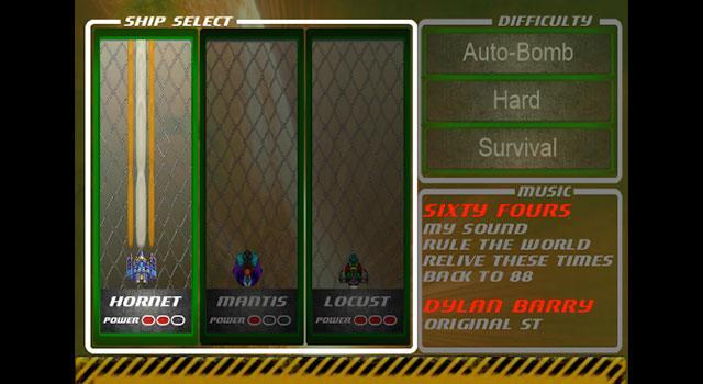 Super Killer Hornets: Resurrection on PC screenshot #1