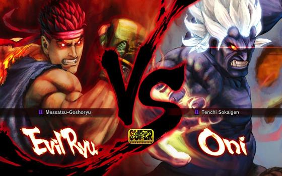 Super Street Fighter 4: Arcade Edition on PC screenshot #1