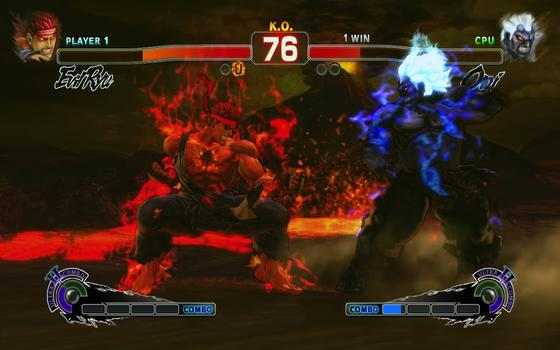 Super Street Fighter 4: Arcade Edition on PC screenshot #2
