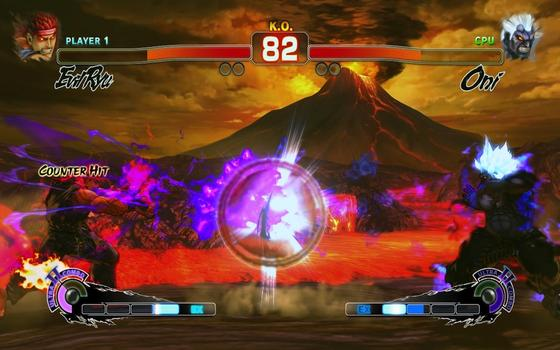 Super Street Fighter 4: Arcade Edition on PC screenshot #5