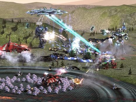 Supreme Commander 2 on PC screenshot #4
