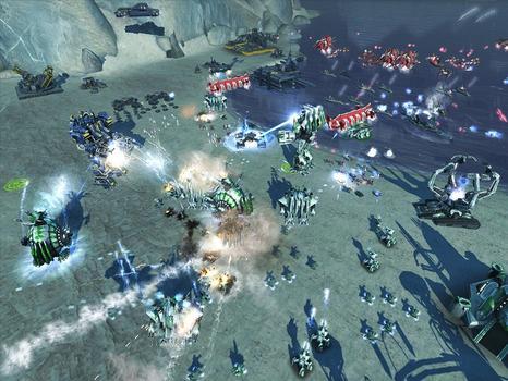Supreme Commander 2 on PC screenshot #3
