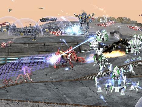 Supreme Commander 2 on PC screenshot #2