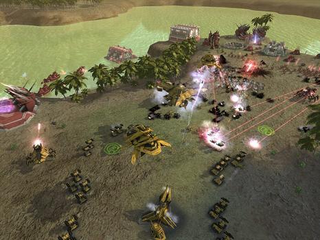 Supreme Commander 2 on PC screenshot #1