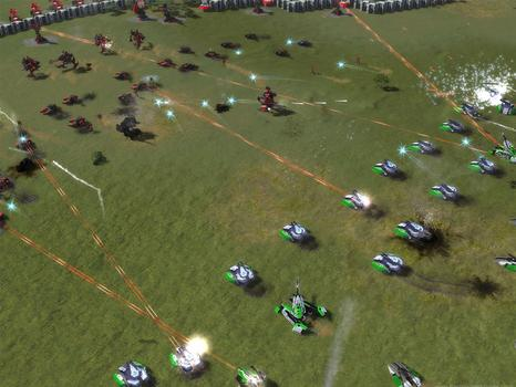 Supreme Commander on PC screenshot #4