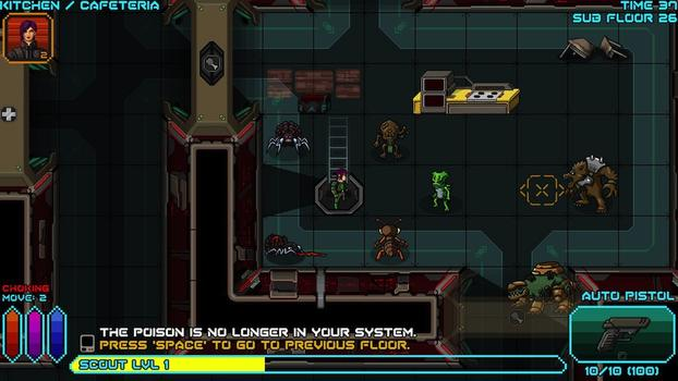 Sword of the Stars: The Pit - MindGames on PC screenshot #1