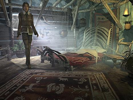 Syberia 2 on PC screenshot #2