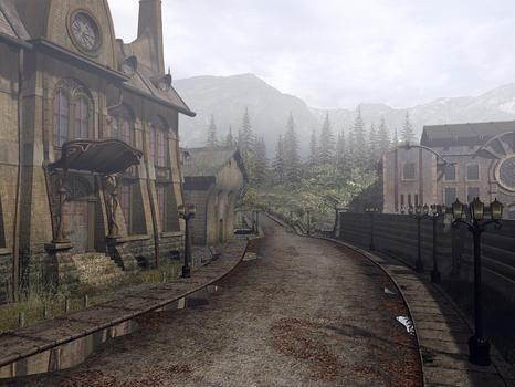 Syberia on PC screenshot #2