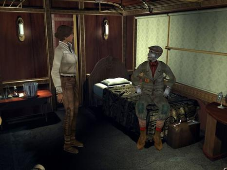 Syberia on PC screenshot #4