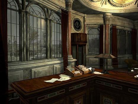 Syberia on PC screenshot #2