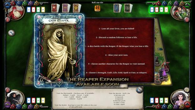 Talisman: Digital Edition - Gold Pack on PC screenshot #3