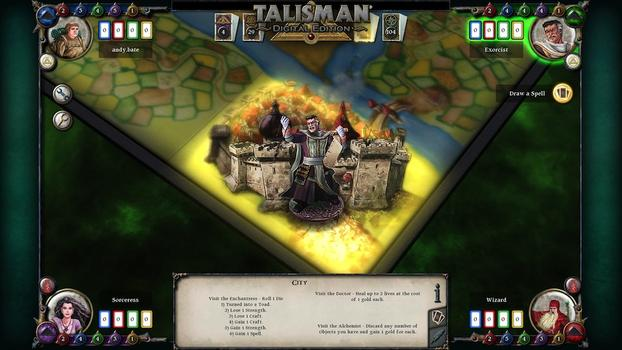 Talisman: Digital Edition Season Pass on PC screenshot #6