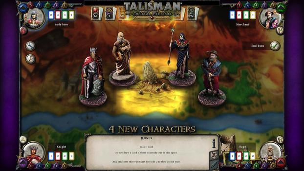 Talisman: Digital Edition Season Pass on PC screenshot #4