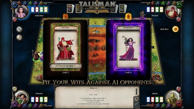Talisman: Digital Edition Season Pass on PC screenshot #3