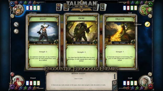 Talisman: Digital Edition Season Pass on PC screenshot #2