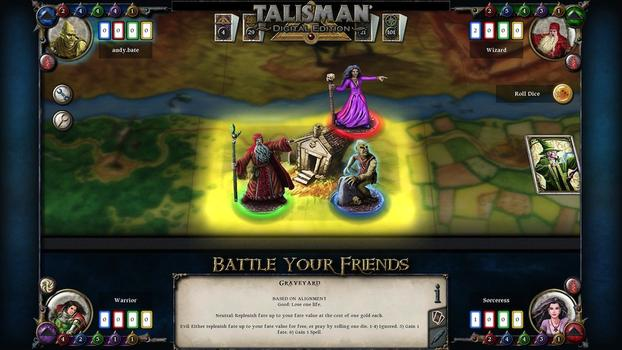Talisman: Digital Edition Season Pass on PC screenshot #1