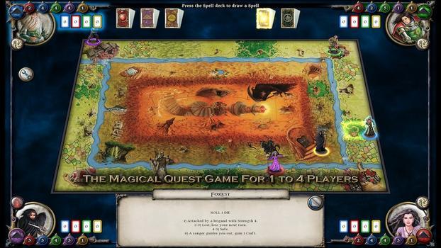 Talisman: Digital Edition on PC screenshot #8