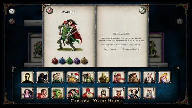 Talisman: Digital Edition on PC screenshot #7