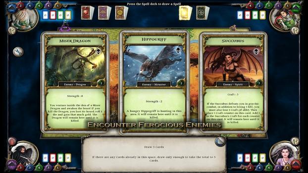 Talisman: Digital Edition on PC screenshot #6