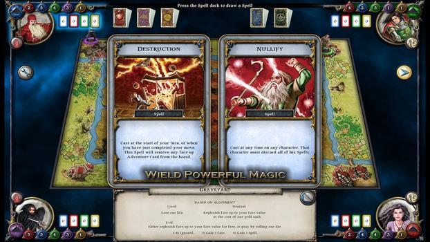 Talisman: Digital Edition on PC screenshot #5