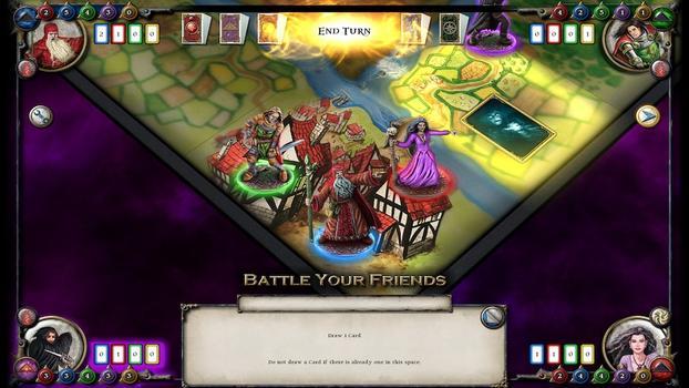 Talisman: Digital Edition on PC screenshot #4