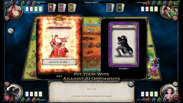 Talisman: Digital Edition on PC screenshot #3