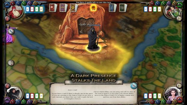 Talisman: Digital Edition on PC screenshot #2