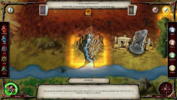 Talisman: Prologue Premium Edition on PC screenshot #3