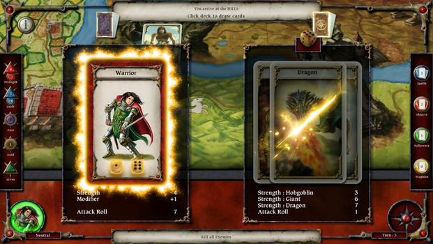 Talisman: Prologue on PC screenshot #5