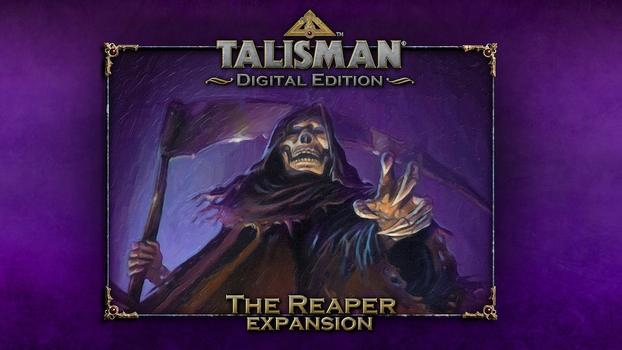 Talisman: The Reaper Expansion Pack on PC screenshot #6