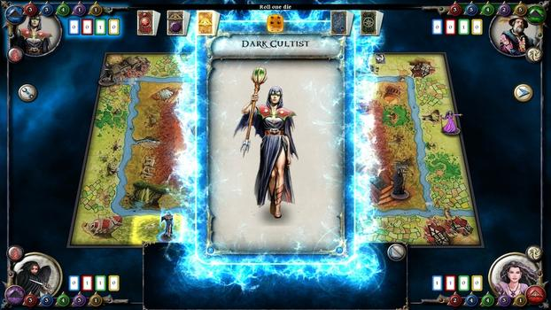 Talisman: The Reaper Expansion Pack on PC screenshot #3