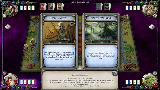 Talisman: The Reaper Expansion Pack on PC screenshot #2